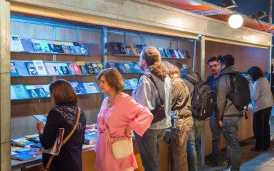 Το βιβλιοπωλείο του Σπούτνικ Festival 2019